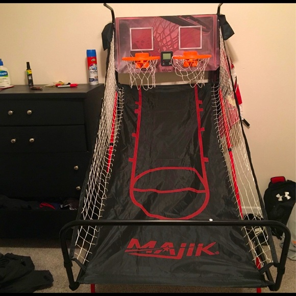 Basketball, Football, Baseball shoot em